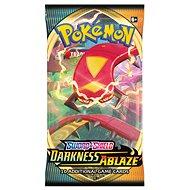 Pokémon TCG: SWSH03 Darkness Ablaze - Booster - Karetní hra