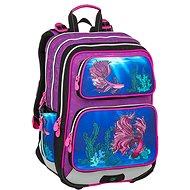 Bagmaster Školní batoh Galaxy 9C - Školní batoh