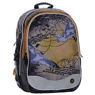 Bagmaster Školní batoh Ev07 115B - Školní batoh