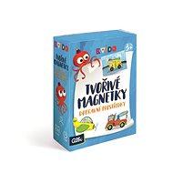 Kvído - Tvořivé magnetky - Doprava - Vědomostní hra