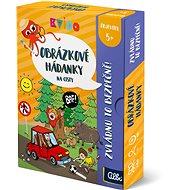 Vědomostní hra Kvído - Obrázkové hádanky - Zvládnu to bezpečně!