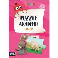 Vědomostní hra Kvído - Puzzle akademie -  hmatík