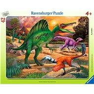 Ravensburger 050949 Dinosaurus 30-48 dílků
