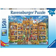 Ravensburger 129195 View of the Knight's Castle 150 Pieces