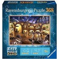Ravensburger 129256 Exit KIDS Puzzle: Night at the Museum 368 Pieces - Puzzle