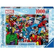 Ravensburger 165629 Marvel Výzva 1000 dílků - Puzzle