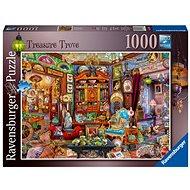 Ravensburger 165766 Treasure chest of 1000 pieces