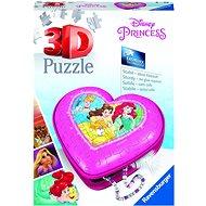 Ravensburger 3D 112340 Disney Princess Heart 54 pieces