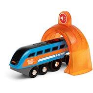 Brio World 33971 SMART TECH SOUND Nahrávací lokomotiva  - Vláčkodráha
