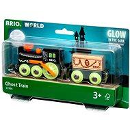 Brio World 33986 Strašidelný vlak - Vláčkodráha