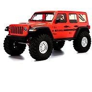 Axial SCX10III Jeep JLU Wrangler 4WD 1:10 RTR Orange - RC Remote Control Car
