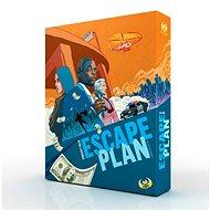 Escape Plan CZ/EN - Desková hra