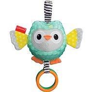Závěsná sova Sensory - Závěsná hračka