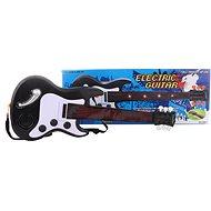 Kytara elektrická - Hudební hračka