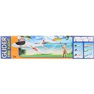 Airplane throwing - Glider