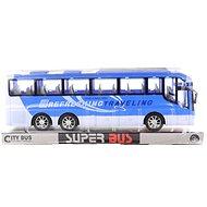 Autobus setrvačník modrý - Auto