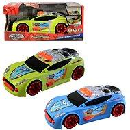 MaDe Auto závodní, na baterie, 23cm - Auto