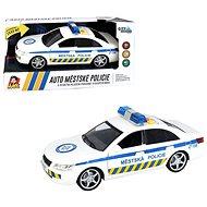 Auto Auto Městská policie, CZ design, s českým hlasem
