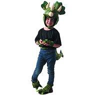 Šaty na karneval - dinosaurus, 92 - 104 cm - Dětský kostým