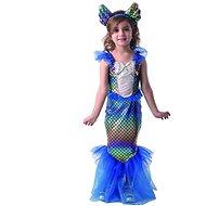 Šaty na karneval - mořská panna, 80 - 92 cm - Dětský kostým
