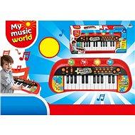 Piáno elektronické - Hudební hračka