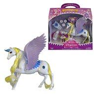 MaDe Kůň s příslušnstvím, světlo a zvuk, 32x32cm - Kreativní hračka