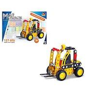 Little mechanic - forklift 127 pcs - Building Kit