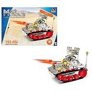 Little mechanic - tank 193 pcs - Building Kit