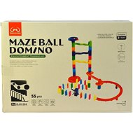 MaDe Ball Ball Track, 32x23cm, 55 pcs - Ball Track