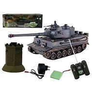 Tank RC Tiger 1:24 - Remote Control Tank