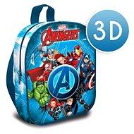 Kids Euroswan 3D Dětský batoh - Avengers - Dětský batoh