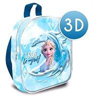 Kids Euroswan 3D Dětský batoh - Frozen II - Dětský batoh