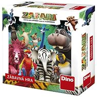 Zafari - Společenská hra