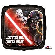 Balónek foliový Hvězdné Války - Star Wars - 43 cm - Balonky