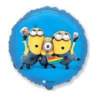 Mimoni foil party balloon 45 cm - Balloons
