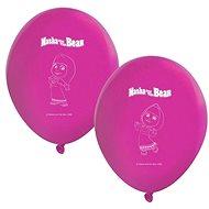 Balónky máša a medvěd, 8 ks -28 cm - Balonky
