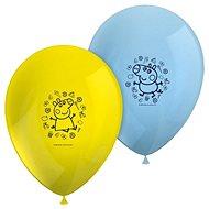 Balónky latexové prasátko Peppa - 8 ks, 28 cm - Balonky