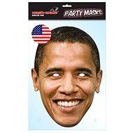 Barack Obama - celebrity mask - Costume Accessory