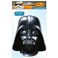 Maska celebrit - Star Wars - Darth Vader - Doplněk ke kostýmu