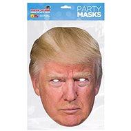 Donald Trump - celebrity mask - Costume Accessory