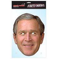 George Bush - maska celebrit - Doplněk ke kostýmu