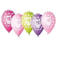 Balónky sova 30cm, 5ks - Balonky