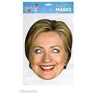 Hillary Clinton - maska celebrit - Doplněk ke kostýmu