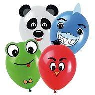 Balónky zvířátka - udělej si sám - 6 ks - Balonky