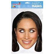 Meghan Markle - maska celebrit - Doplněk ke kostýmu