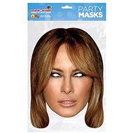 Melanie Trump - celebrity mask - Costume Accessory