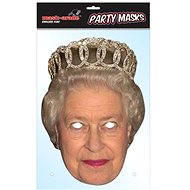 Queen one - celebrity mask - Costume Accessory