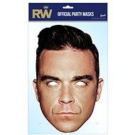 Robbie Williams official - maska celebrit - Doplněk ke kostýmu