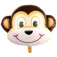 Monkey foil balloon 87 cm