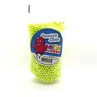 Megaslizoun - polystyrenové kuličky - žluté 0,2l